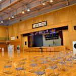 保護中: 令和2年度 鳥海中学校総体壮行会