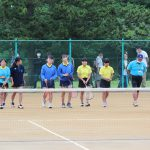 保護中: 令和2年度 中学総体 ソフトテニス