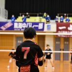 保護中: 令和2年度 中学総体 バレーボール